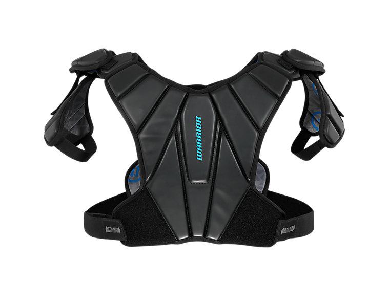 Evo Shoulder Pad, Black image number 1