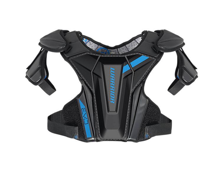 Evo Shoulder Pad, Black image number 0
