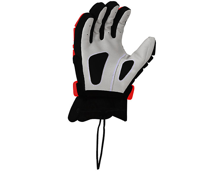 Fatboy Glove, Black with Red image number 1