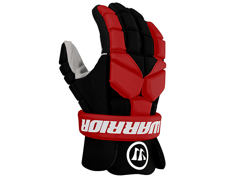 Fatboy Glove, Black with Red image number 0