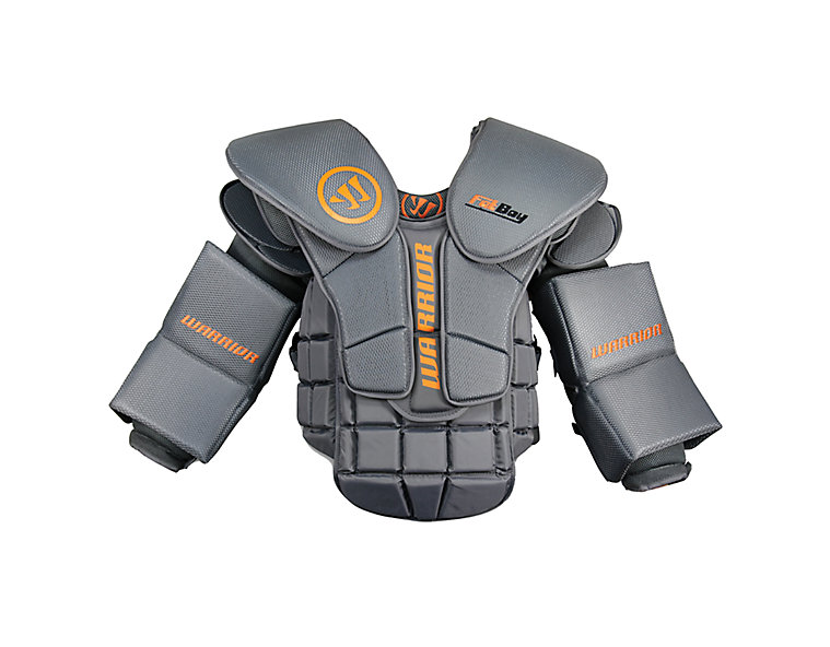 XL Fatboy Goalie Chest Pad, Grey image number 0