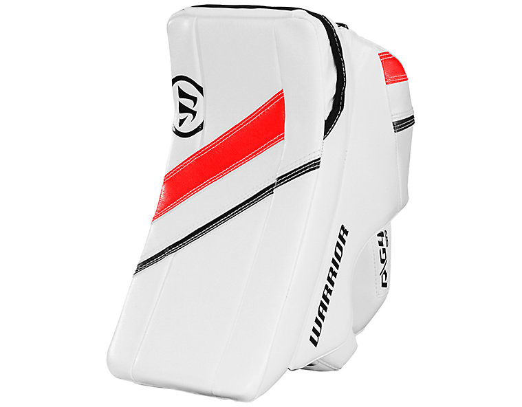 G4 SR Blocker, White with Black & Red image number 0