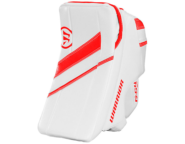 G4 SR Blocker, White with Red image number 0
