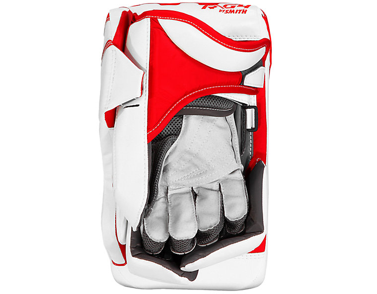 G4 Pro Blocker, White with Red image number 1