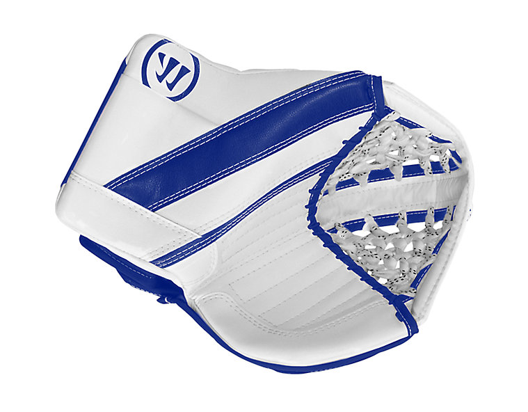 G4 JR Trapper, White with Royal Blue image number 0