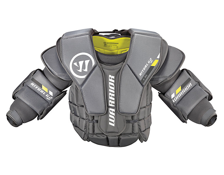 Ritual G2 Int Chest & Arm, Grey image number 0