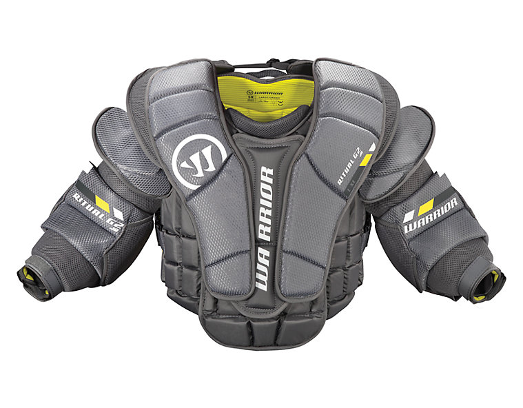 Ritual G2 Jr Chest & Arm, Grey image number 0