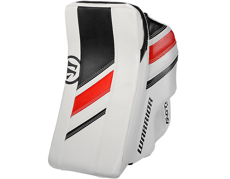 GT2 INT Blocker, White with Black & Red image number 0