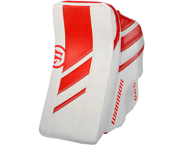 GT2 INT Blocker, White with Red image number 0