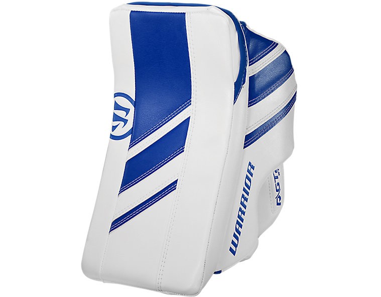 GT2 INT Blocker, White with Royal Blue image number 0