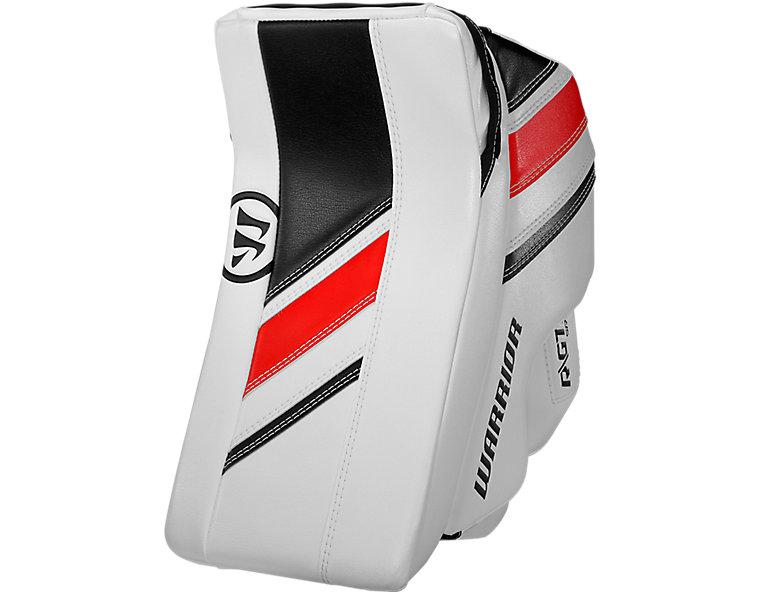 GT2 SR Blocker, White with Black & Red image number 0
