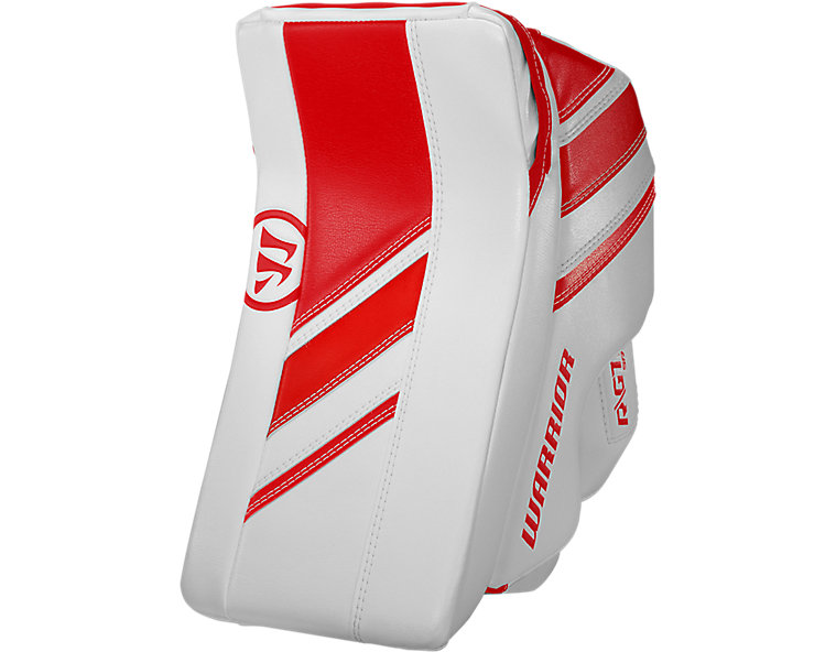 GT2 SR Blocker, White with Red image number 0