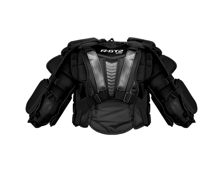 GT2 INT Chest & Arm, Black with Grey image number 1