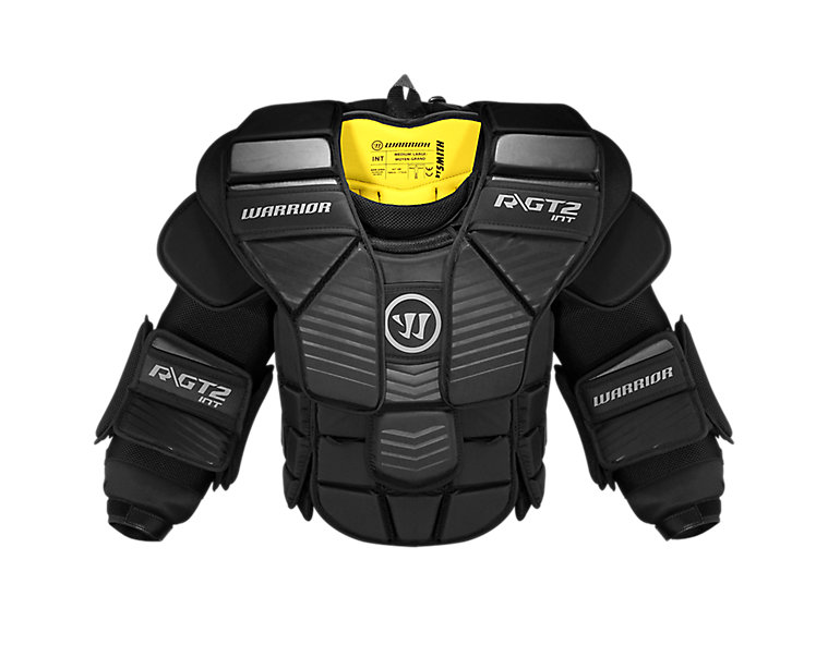 GT2 INT Chest & Arm, Black with Grey image number 0