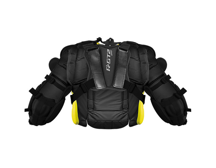 GT2 JR Chest & Arm, Black with Grey image number 1