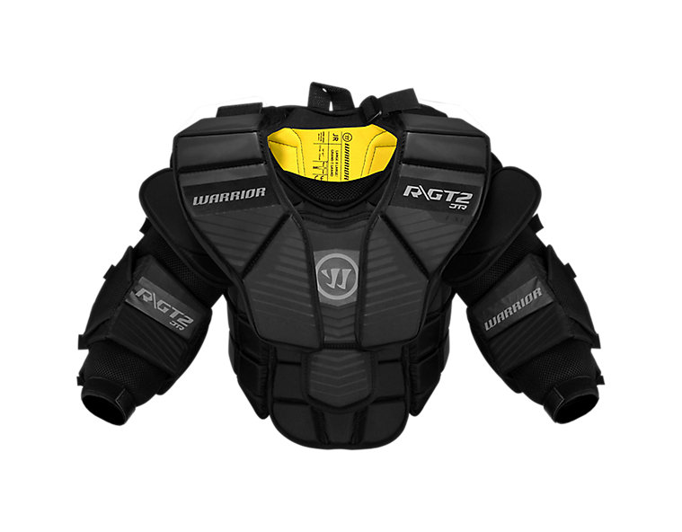 GT2 JR Chest & Arm, Black with Grey image number 0