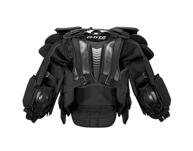 GT2 Pro Chest & Arm, Black with Grey image number 1
