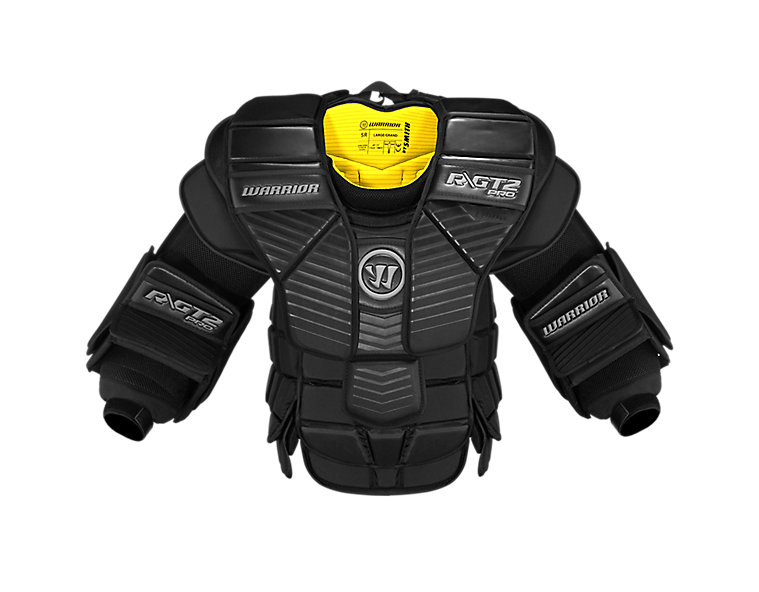 GT2 Pro Chest & Arm, Black with Grey image number 0