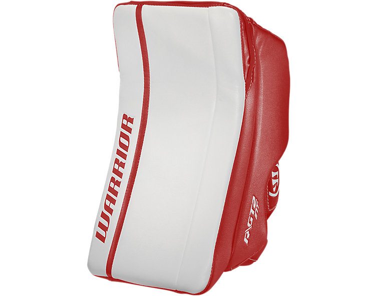 GT2 INT Classic Blocker, White with Red image number 0