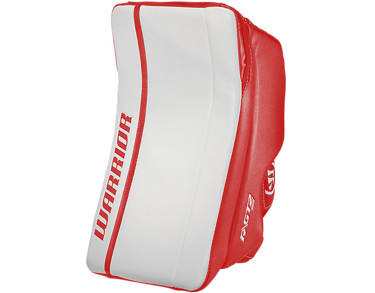 GT2 SR Classic Blocker, White with Red image number 0