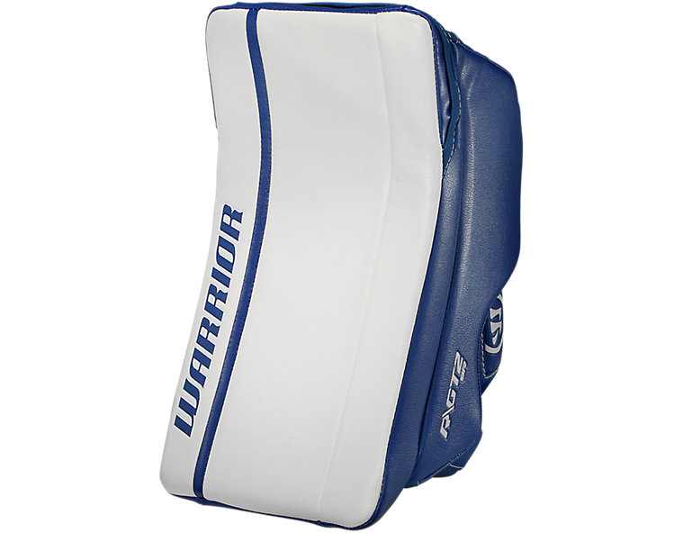 GT2 SR Classic Blocker, White with Royal Blue image number 0