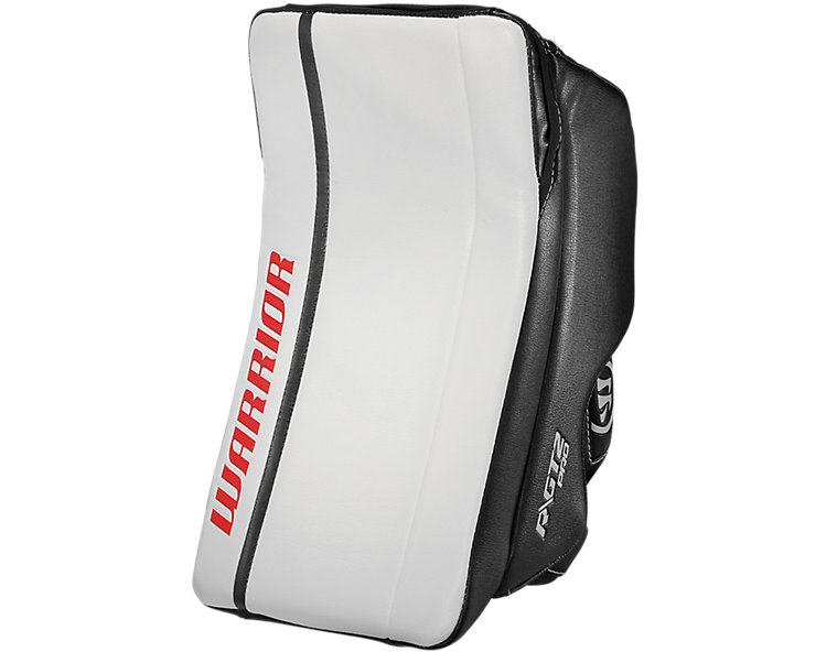 GT2 Pro Classic Blocker, White with Black & Red image number 0