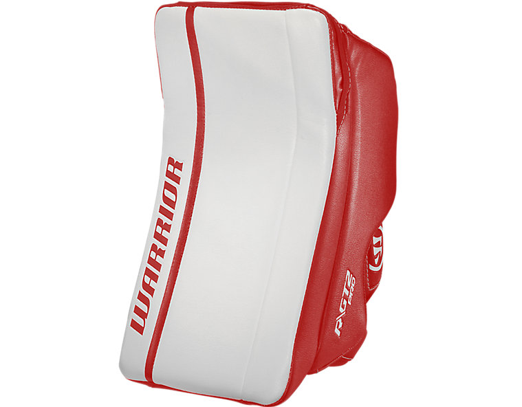GT2 Pro Classic Blocker, White with Red image number 0