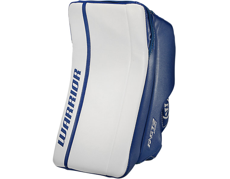 GT2 Pro Classic Blocker, White with Royal Blue image number 0
