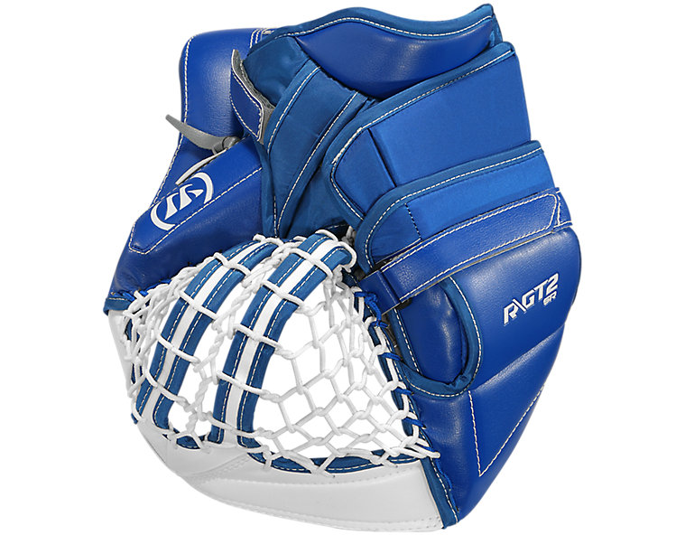 GT2 SR Classic Trapper, White with Royal Blue image number 1
