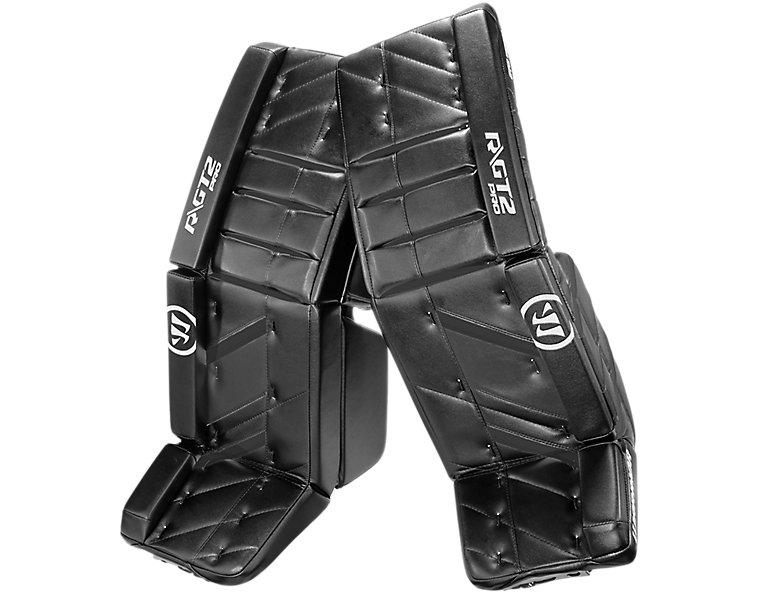 GT2 Pro Leg Pad, Black with Black & Black image number 0