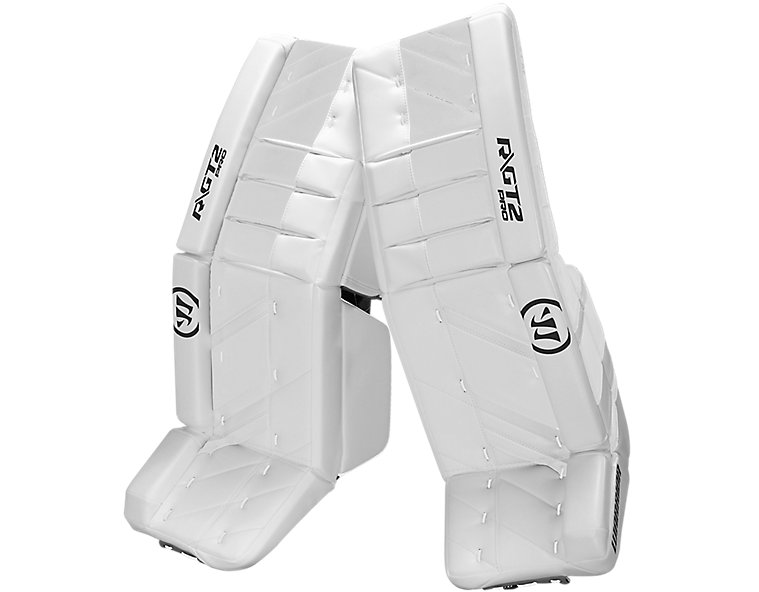 GT2 Pro Leg Pad, White with White & White image number 0