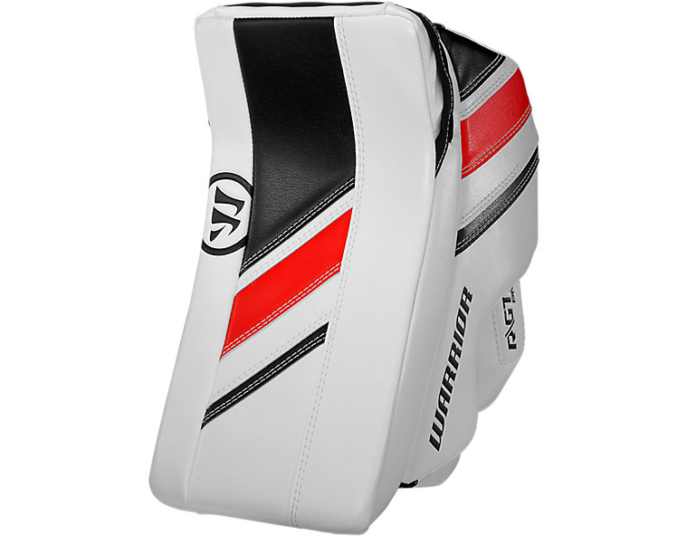 GT2 Pro Blocker, White with Black & Red image number 0