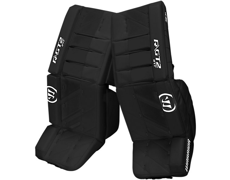 GT2 INT Leg Pad, Black with Black & Black image number 0