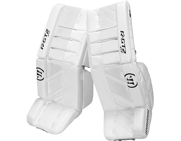 GT2 INT Leg Pad, White with White & White image number 0