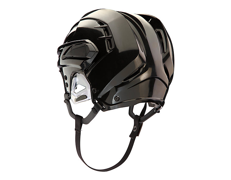 Box Lacrosse Helmet, Black image number 1