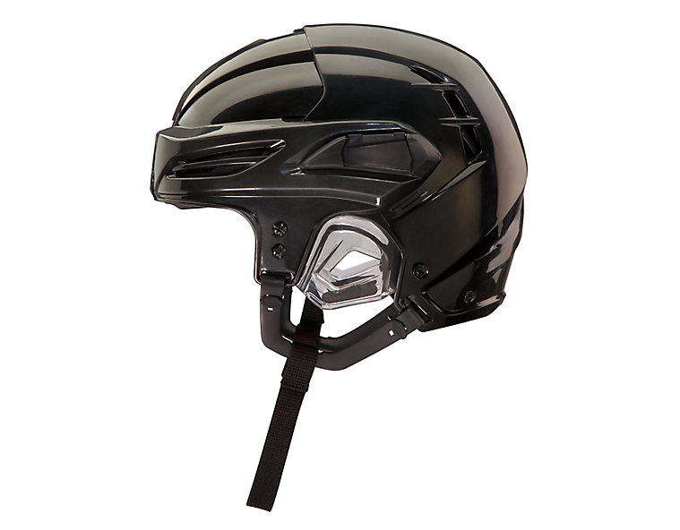 Box Lacrosse Helmet, Black image number 2