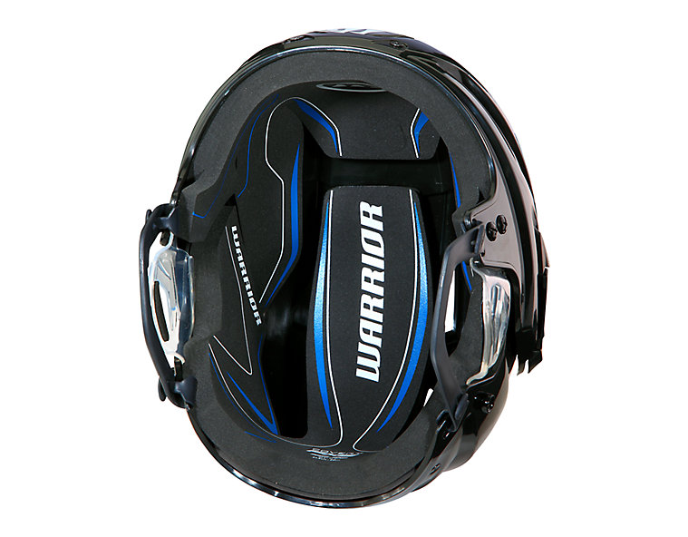 Box Lacrosse Helmet, Black image number 3