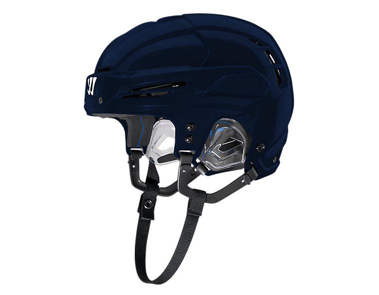 Box Lacrosse Helmet, Navy image number 0