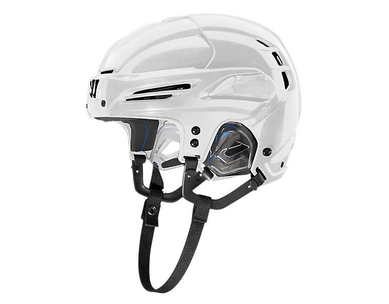 Box Lacrosse Helmet, White image number 0