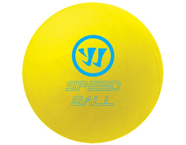 Mini Hockey Ball 60pk, Yellow image number 0