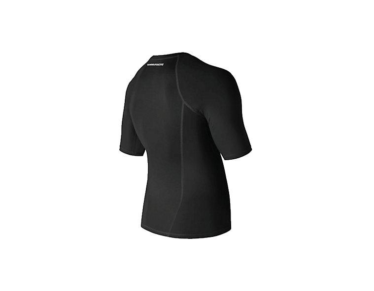 Warrior Challenge Short Sleeve, Black image number 1
