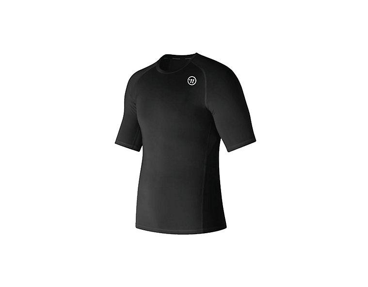 Warrior Challenge Short Sleeve, Black image number 0