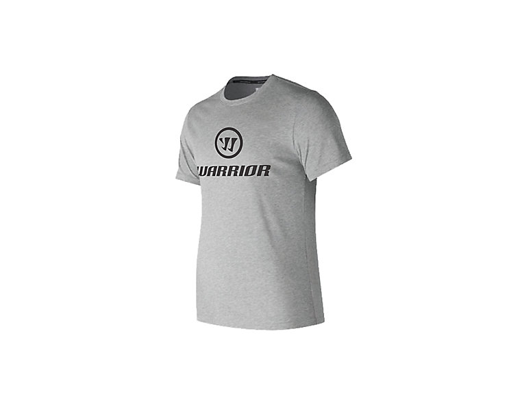 Warrior Corpo Stack Tee, Heather Charcoal image number 0