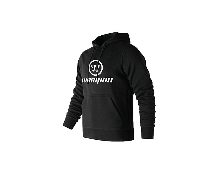 Warrior Corpo Stack Pullover Hoodie, Black image number 0