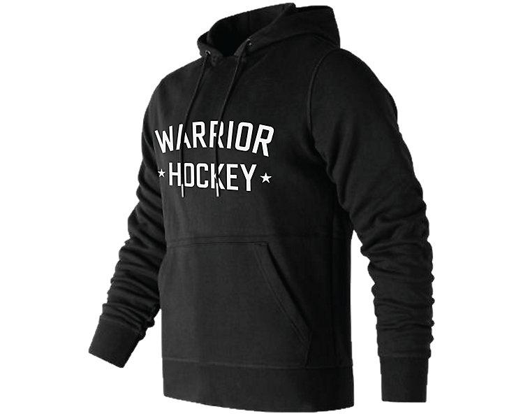 Warrior Hockey Street Pullover Hoodie, Black image number 0