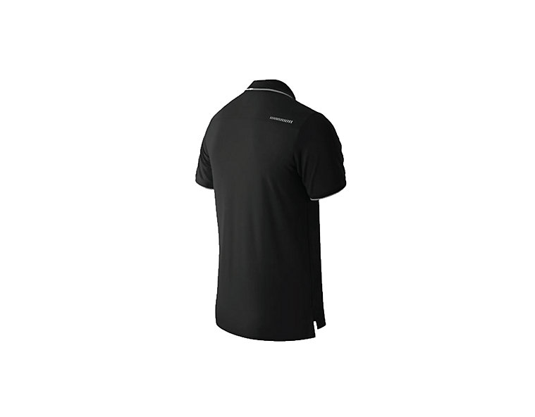 Warrior Corpo Stack Classic Polo, Black image number 1