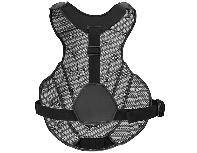 Nemesis Pro Chest Protector, Black image number 1