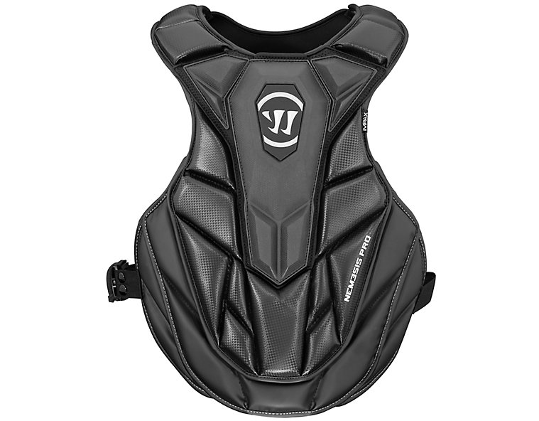 Nemesis Pro Chest Protector, Black image number 0