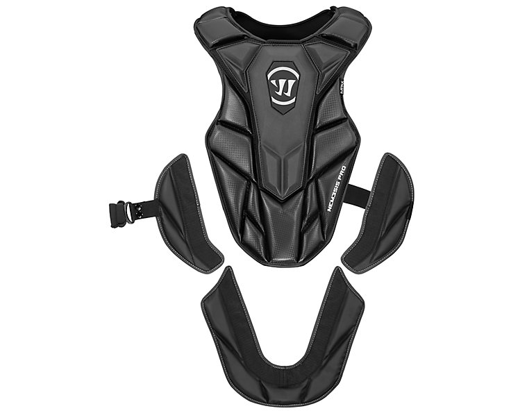 Nemesis Pro Chest Protector, Black image number 2