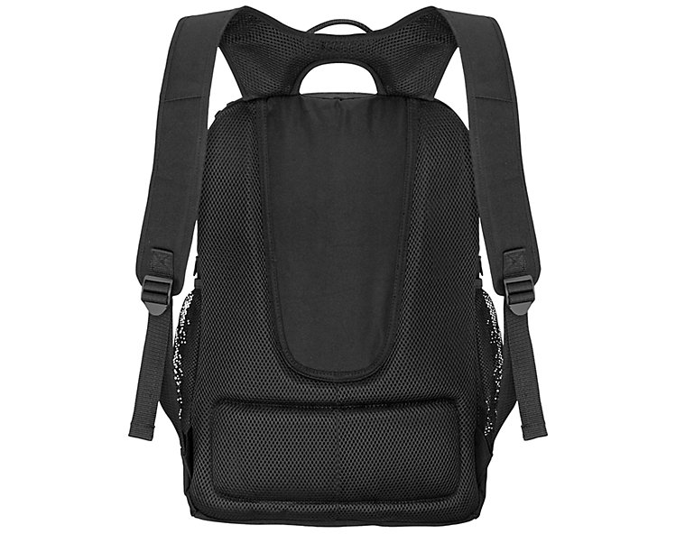 Q10 Day Backpack, Black with Grey image number 1